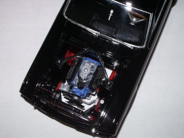 ford mustang GT 350 H au 1/24 122661photosmaquette119
