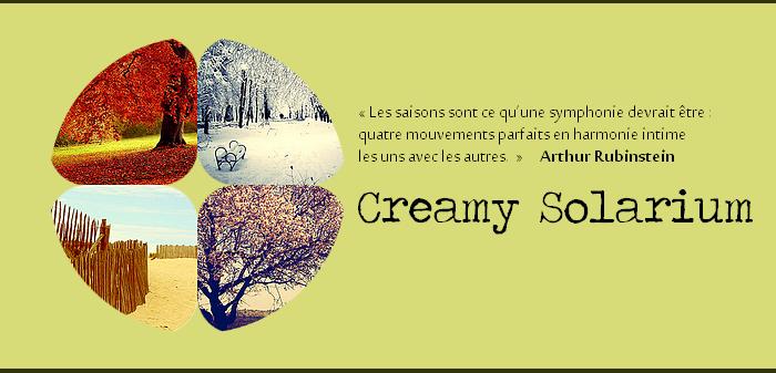 CREAMY SOLARIUM