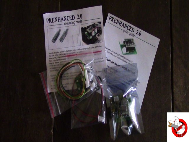 "PKE Mattel et kit ""PKENHANCED SOUNDMOD"" 12367107"