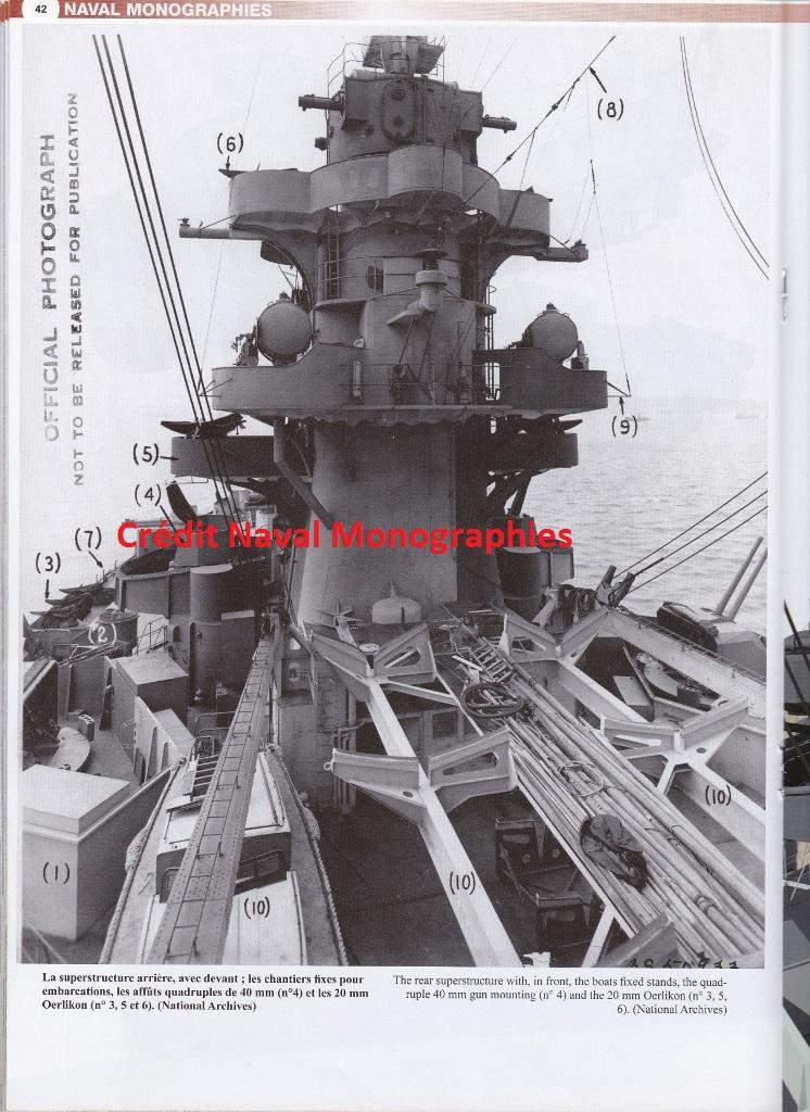 Cuirassé Richelieu 1/100 Vrsion 1943 sur plans Polonais et Sarnet + Dumas - Page 4 124642richelieup42746x1024
