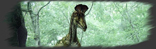 Elevage des Cryolophosaurus