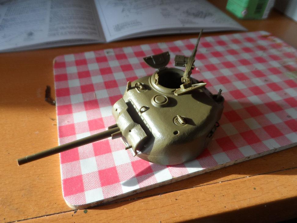 M4 Sherman late production Tamiya 1/35 125794SAM0360