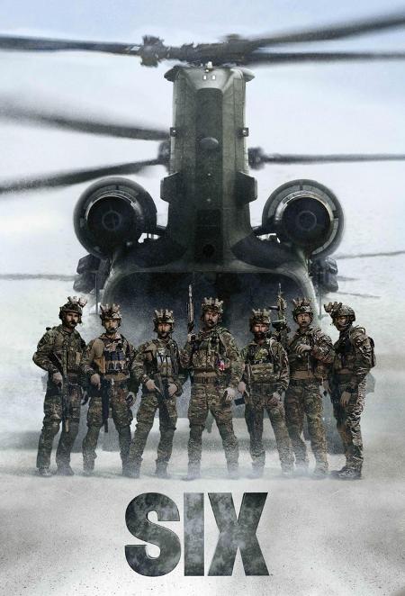 """Série """" Six"""" sur les Navy seal 12587591s2"""
