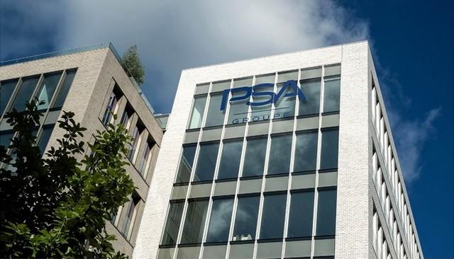 Le Groupe PSA emménage dans ses nouveaux locaux à Rueil-Malmaison et Poissy 125919MEDIARUEIL