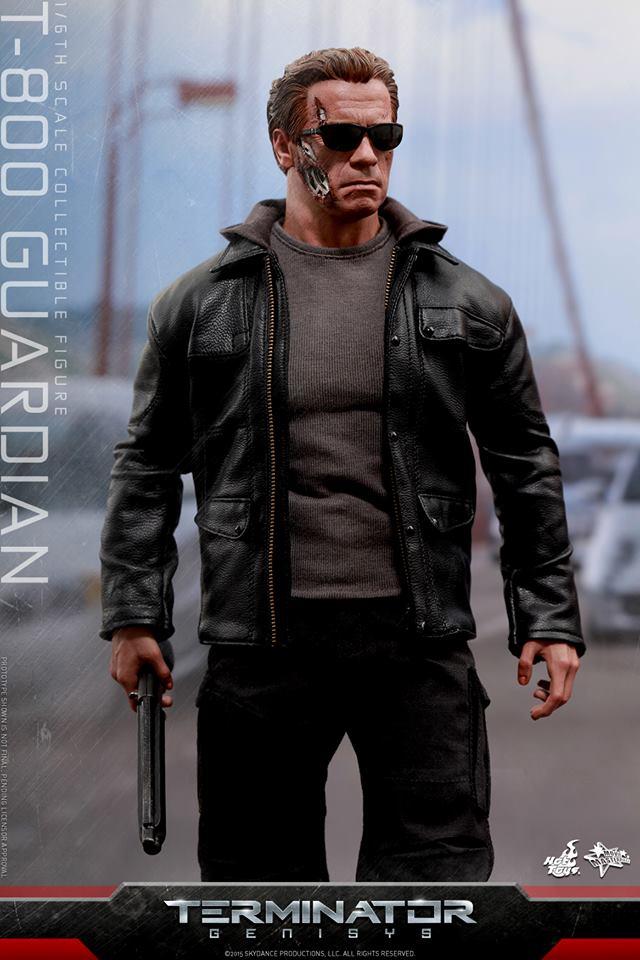 HOT TOYS - Terminator Genisys - T-800 Guardian 125973105