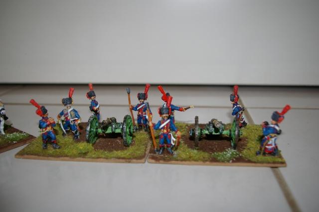 de nouveaux essai en 28mm!artilleurs a cheval de la garde!1er empire  126608artgardfini004