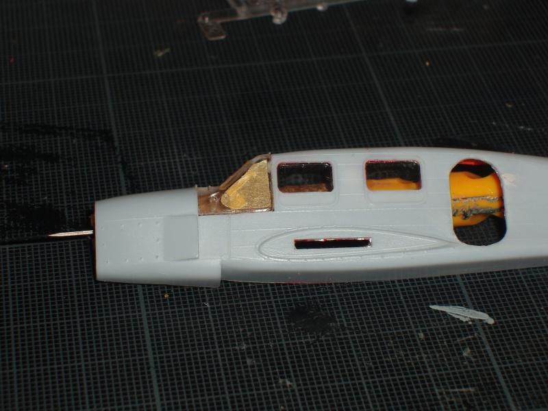 CAUDRON C-635 Simoun  (version Air Bleu). 1936  Heller 1/72. 126836P1010160