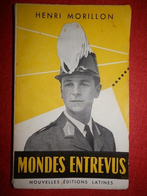 Lieutenant Henri MORILLON BM/3èRTA MPLF 1947 127503P3230001