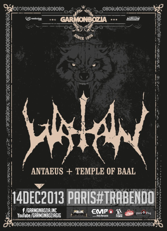 14.12 - Watain + Antaeus + Temple of Baal @ Paris 12772720131214watain2v2
