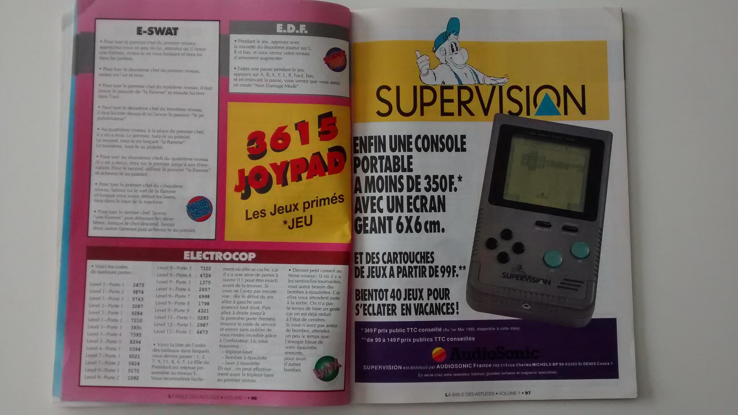 [MAGAZINE] La bible des astuces sur consoles 130126IMG20150404143219718