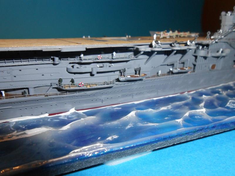 Akagi hasegawa 1/700 PE/pont en bois /babiolles 130294aka700fini028