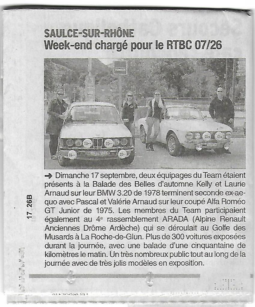 [26] 17/09/2017  4ème rassemblement ARADA à La Roche de Glun - Page 3 130730DL2009BaladedesBellesdAutomne