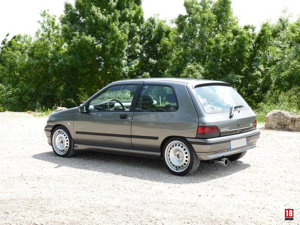 Mon nouveau daily: Clio RSi 131565303