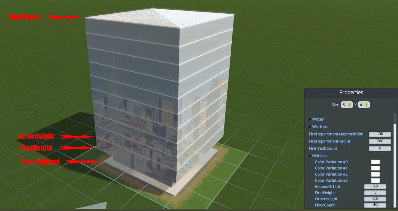 [Tutoriel] Les étages pour les buildings en verre (et pour les autres) 131703EtagesVerre02