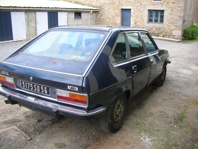 Renault 30 TS automatic - 1978 132115DSCN4533