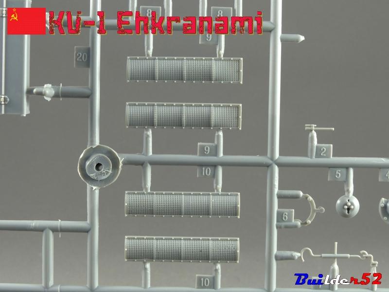 KV-1 Ehkranami  -  TRUMPETER 1/35 132268P1030090