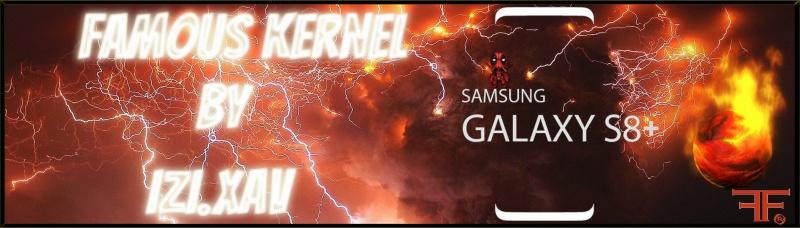 [ FaMouS Custom Kernel ] Samsung Galaxy S8+ G955F 133496Skylightningstorm1920x1080
