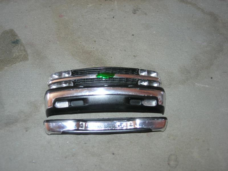 """Chevy Silverado'99 """"off road look"""" - Page 3 134239DSCN9951"""