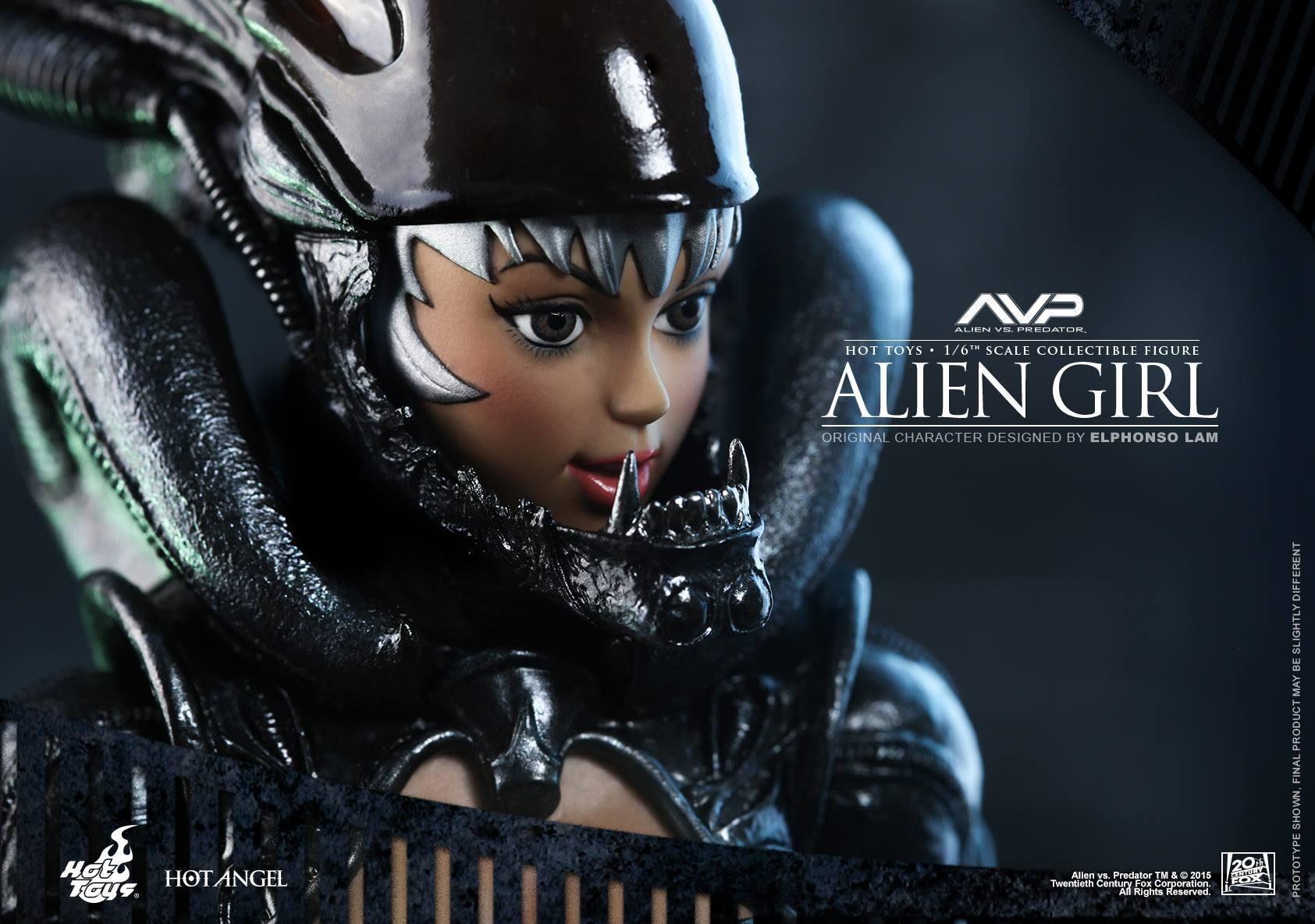 HOT TOYS - AVP - Alien Girl 135144118