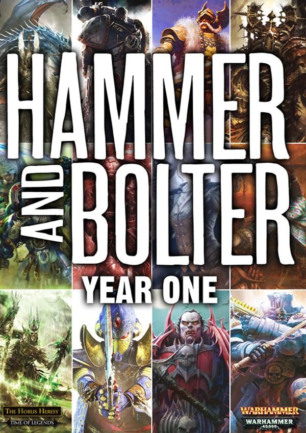Hammer & Bolter 135461hammerandbolteryearone
