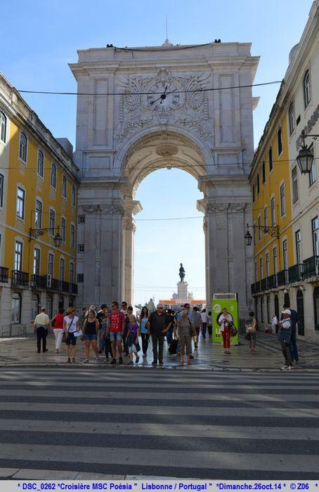 Z06 / C/R MSC.... Poesia 21/10 au 30/10 2014   Gêne Malaga Casablanca Lisbonne Barcelone Marseille 135727DSC0262