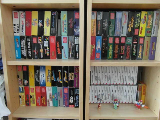 Des étagères pleines à craquer de vieux jeux 136052SAM0228