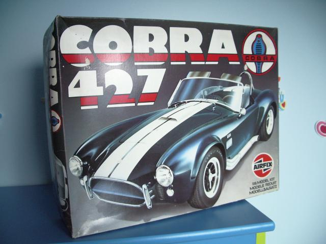 SHELBY AC cobra 427 airfix au 1/16 1363379019