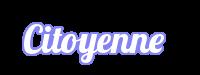 Co-fonda' | Citoyenne