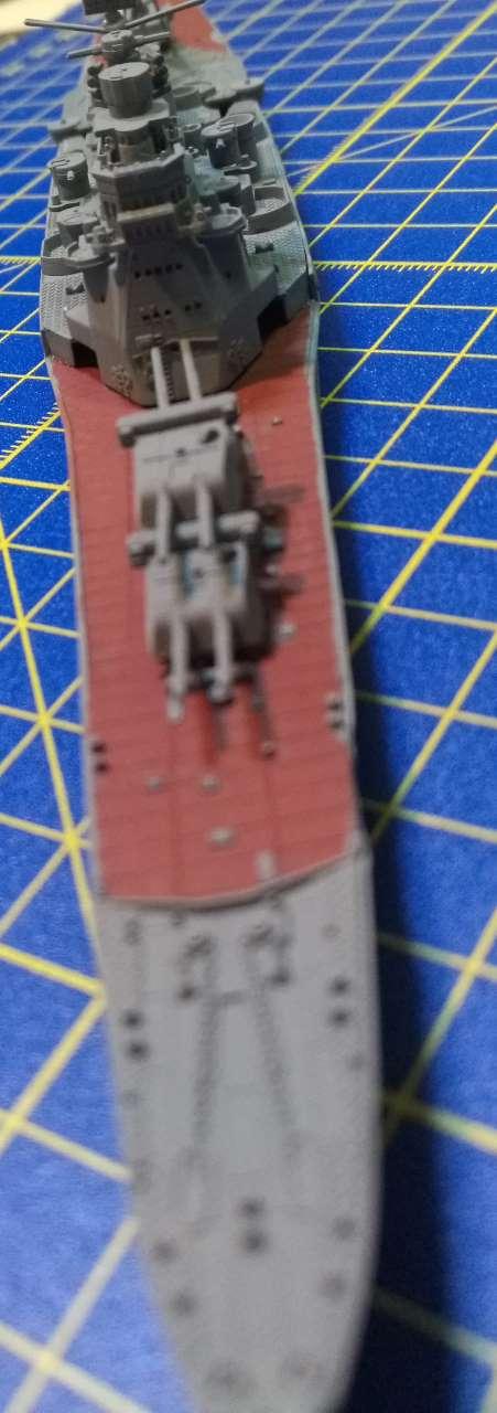 Croiseur TAKAO 1944 1/700 Pit-Road 136739Takao27