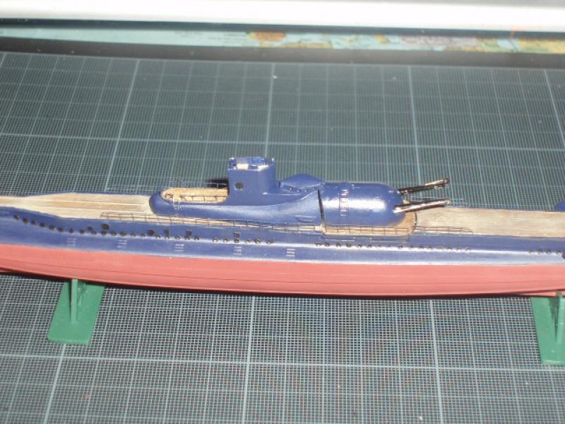 sous-marin SURCOUF 1/400 136841P6160206