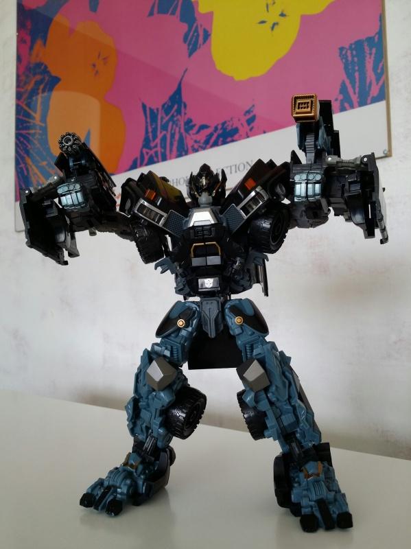 """red360 collec"""": War Machine MKII Diecast Hot Toys 138045201407111634291"""