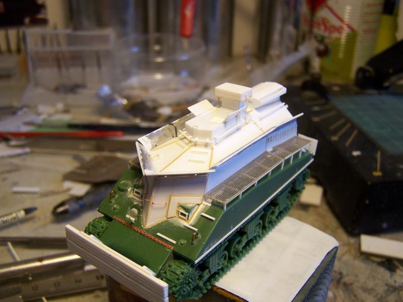 Sherman BARV Juno beach Secteur Nan Withe 06.06.44 partie 01 1381821007122