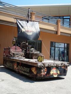 le pirate paradise à Montpellier 138825SAM0101