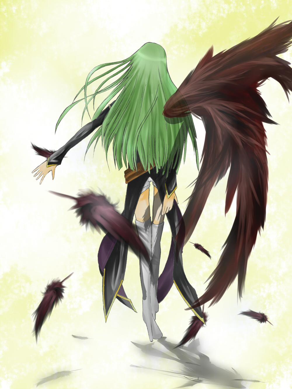Astrée Koda - I'm gonna be your little green angel 13972620100427272066