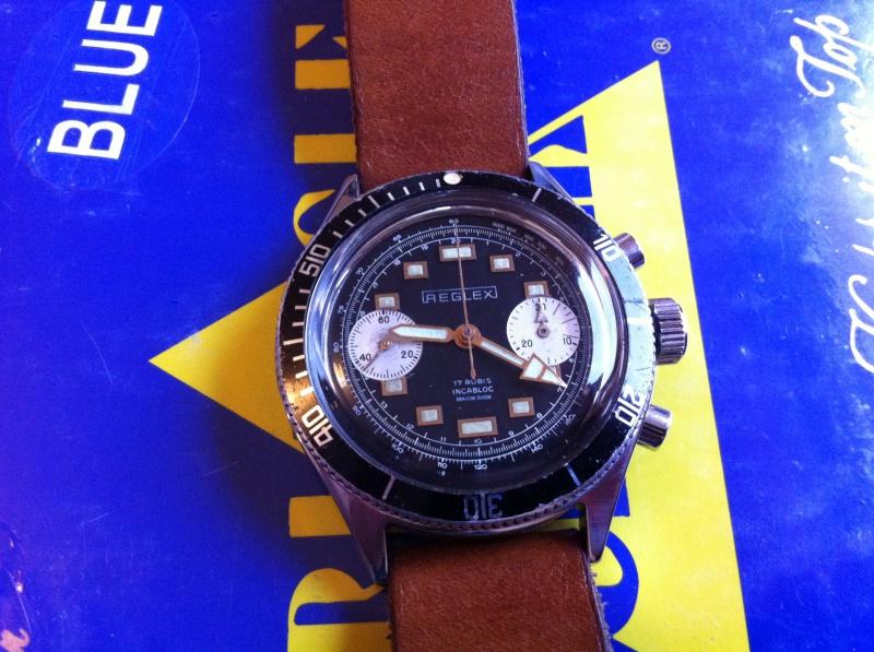 Daytona - montre chrono reglex style daytona 140148IMG4184