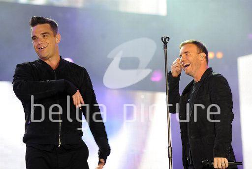 Robbie et Gary au concert Heroes 12-09/2010 14118522291626