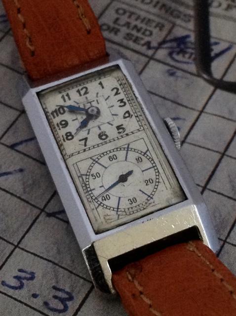 Minie Revue: UTI une montre de docteur 141376IMG4788