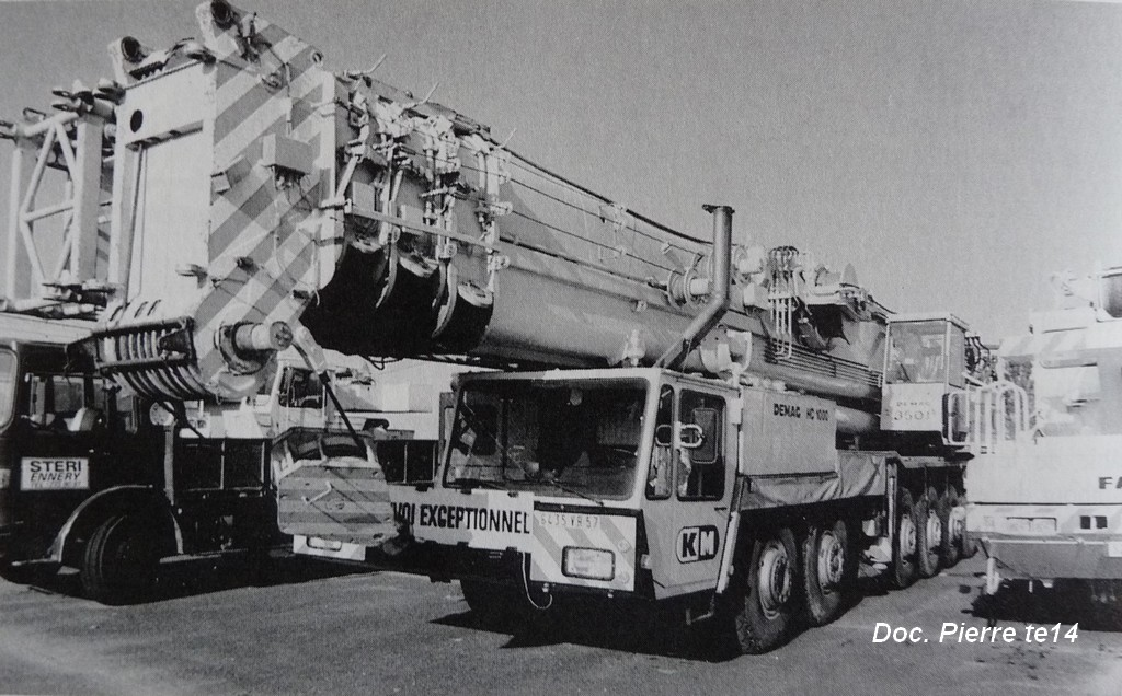 Les anciennes grues DEMAG - Page 8 142247KMDemagHC1000