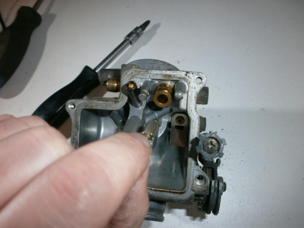 Nettoyage carburateurs de transalp 600 142289P1270027