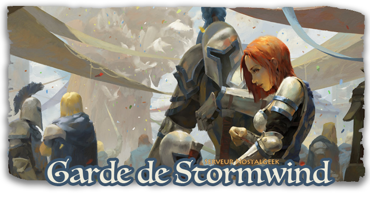 La Garde de Stormwind