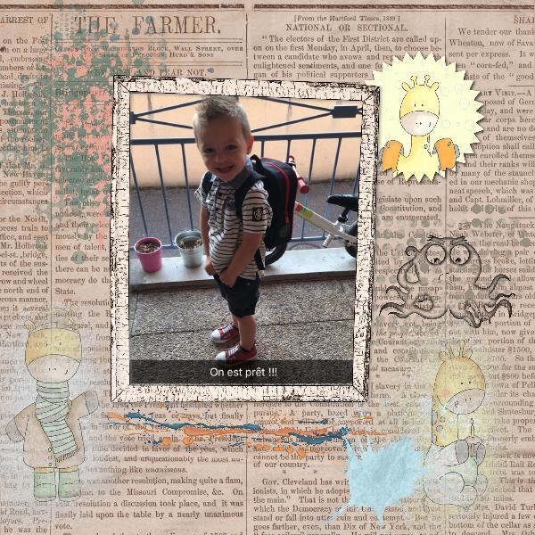 1 ère pages de l'année - Page 3 142611Unmotunepage0917