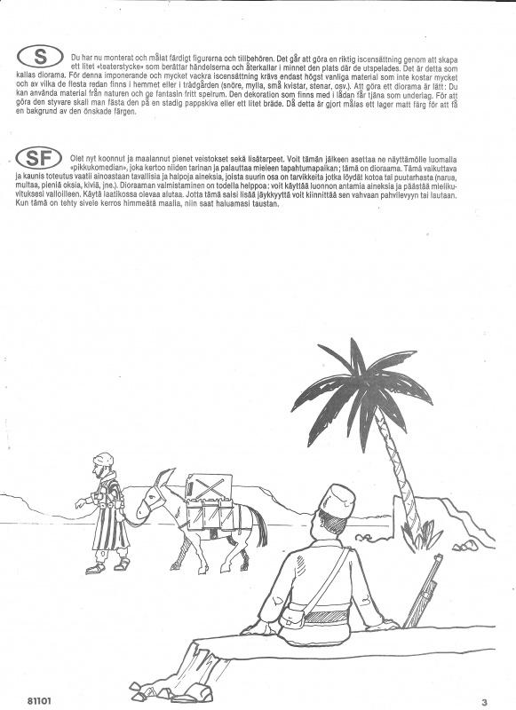 [ Heller ] Diorama Koufra 1/35 142743Heller81101006DioramaKoufra135