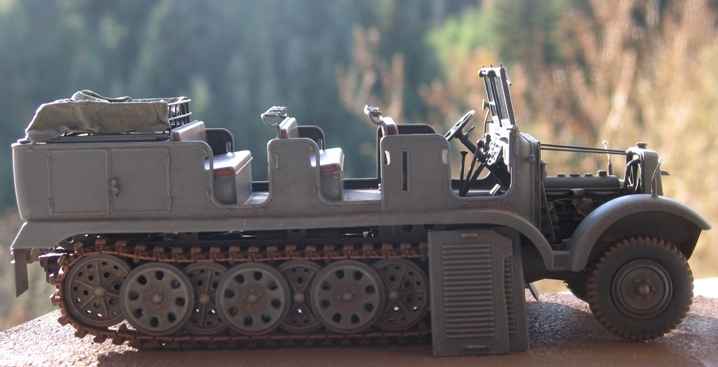 Sd.Kfz 6  Trumpeter 1/35 143086modles124024