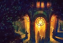 Temples des Dieux
