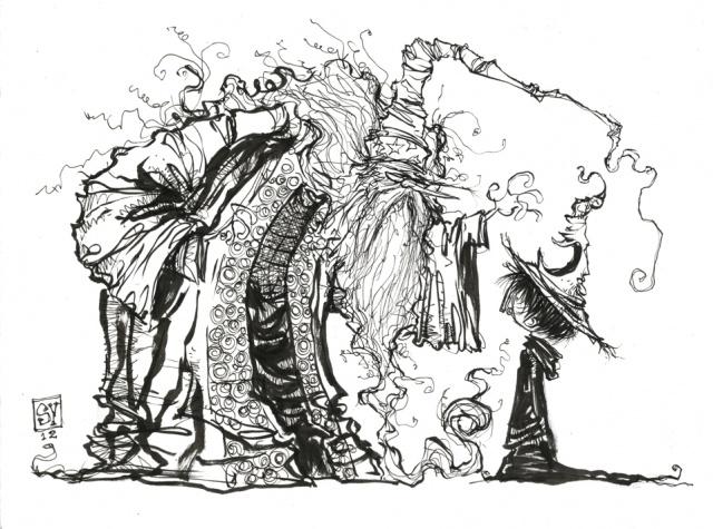 [Comics] Skottie Young, un dessineux que j'adore! - Page 2 143423tumblrnde1teLFK31qes700o31280