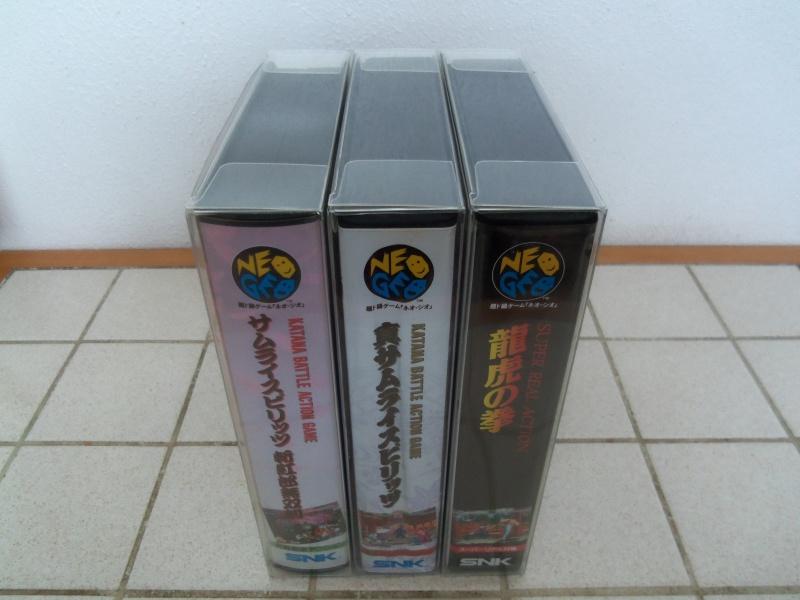 Protective Case - boitiers de protection pour les jeux AES 1435641001885