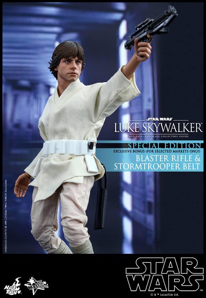 HOT TOYS - Star Wars: Episode IV A New Hope - Luke Skywalker 143659116