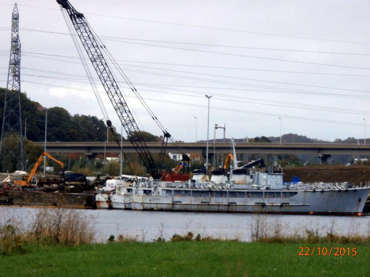 [ Marins des ports ] Les transrades de Brest 143966407