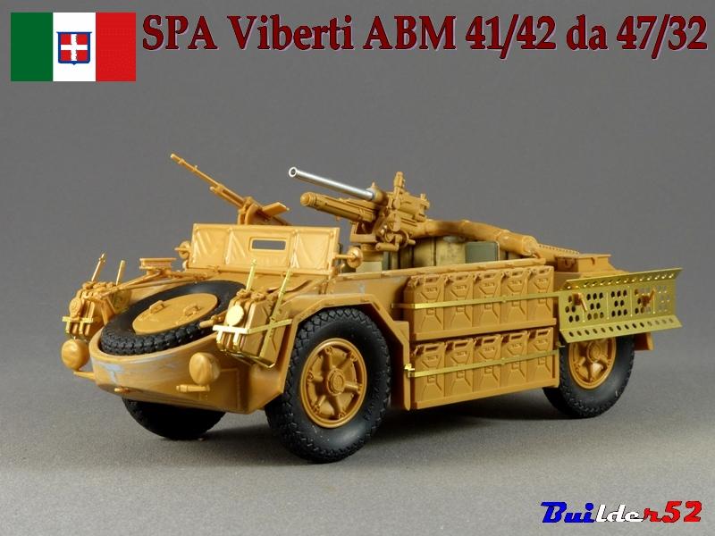 ABM 41/42  AT 47/32 - Italeri 1/35 144133P1030222