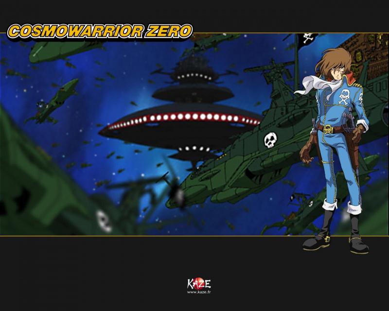 CosmoWarrior Zero : la jeunesse d'Albator. 144180wallpaperharlock